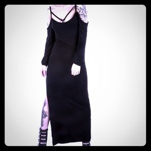 Killstar Suzanne Maxi Dress XXL
